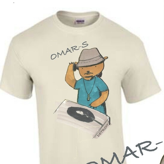 Omar S Teddy Bear Shirt